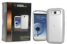 New Duracell Wireless External battery Case for Samsung Galaxy S3 White RCG3W1