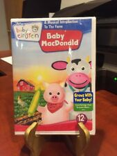 Baby Einstein: Baby MacDonald - A Musical Introduction To The Farm (DVD,2009)Mfg