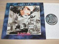 CARCASS LP - SWANSONG / MOSH 160 PRESS in MINT