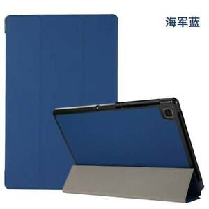 """For Samsung Galaxy Tab A7 10.4"""" 2020 T500 PU Leather Smart Flip Stand Case Cover"""