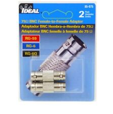 IDEAL 2-Pack Nickel Compression Adapters