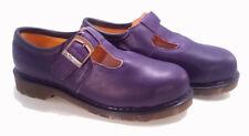 💥 Dr. Martens England Rare Vintage Iris Steel Toe Mary Janes UK4 US6 💥