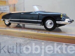 Citroën DS 19 Cabriolet 1963 GRÜN ✨ Modellauto NOREV ✨ 1:43 OVP   KULTOBJEKT