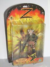 Legend of Zorro    Villain Mecha Diablo   Sealed Packaging  Toy Figure
