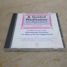 Guided Meditation into a Magical Garden Hypnosis Hypnotherapy CD Album Diviniti