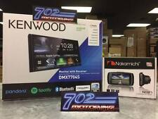 NEW KENWOOD DMX7704S APPLE CAR PLAY ANDROID AUTO  FREE NAKAMICHI ND27 RECORDER