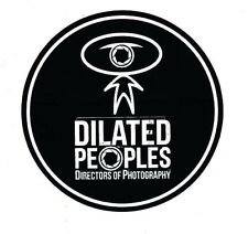 Dilated Peoples Directors of Photography RARE promo sticker 2014