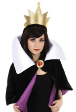 Disney evil queen headband crown and collar set