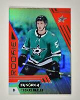 2020-21 UD Synergy Red Bounty Code Rookie #101 Thomas Harley RC - Dallas Stars