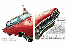 1965 BUICK WILDCAT 425/360 HP *465 FT LBS OF TORQUE* ~ ORIGINAL 2-PAGE PRINT AD