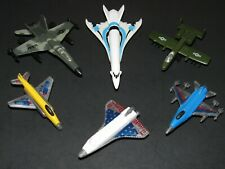 Lot of 6 Planes USAF Fighter Jet Hypersonic Jet F-16