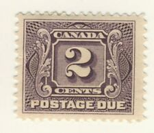 Canada Stamp Scott # J2 2-Cents Postage Due MH