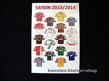 1.Bundesliga Magnet-Trikot-Pins 13/14 Liga Pin DFL 2013/2014
