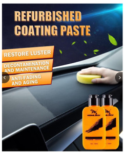 Washable Refresh Aging Plastic and leather Surface