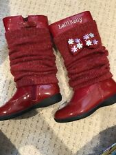 lelli kelly size 26 Red Boots