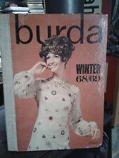 BURDA, HIVER 1968/69