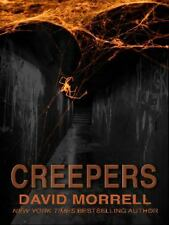 David Morrell CREEPERS Large Print HB Horror Suspense