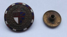 canadian  army and navy veterans in canada vintage enamel badge