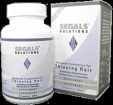 Segals Advanced Hair Supplement & Aprogenin (Saw Palmetto) - Special Ingredients