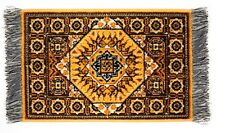 Quality Wool Rug 3, Dolls House Miniature, Soft Furnishing, Decor, Carpet  1.12