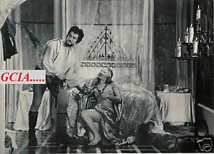 La TOUR de NESLE - 1954- A.GANCE -EROTISME-P.BRASSEUR