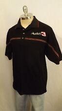 VTG Dale Earnhart Sr Classy polo Shirt, Embroidered Logo sz Med 100% Cotton MINT