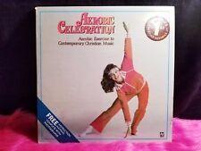 Aerobic Celebration 1982 NP 33133 Vinyl LP w/ MINT Instruction Manual (VG++/VG+)