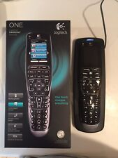 Logitech Harmony ONE Remote w/Battery Charger Touchscreen 915-000099