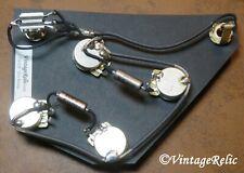 ES-335 Pre-wired Harness NOS K40Y-9 Caps CTS fits Gibson Historic Vintage ES-330