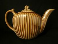 Teapot Mid Century Vintage Fraunfelter China Ohio
