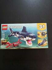 LEGO 31088 Creator Deep Sea Creatures 230 Pieces