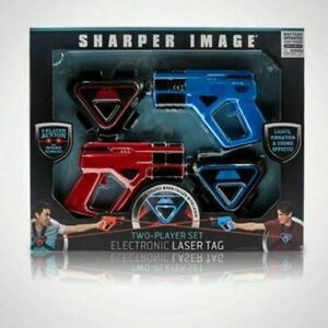 Infrared Laser Tag Shooting Game Set with Guns and Wearable Chest Plate Targets