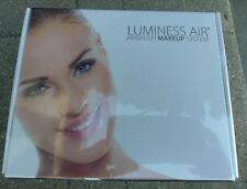 LUMINESS AIR AIRBRUSH MAKEUP LEGEND SYSTEM BLACK & WHITE