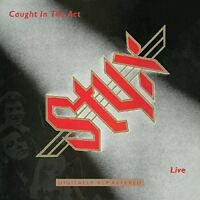 Styx - Caught In The Act Live [New CD] UK - Import