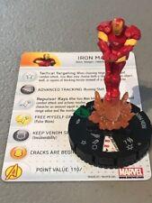Marvel Heroclix Chaos War Iron Man Uncommon 024