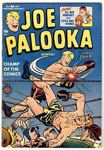 Joe Palooka #46 - Fine Condition