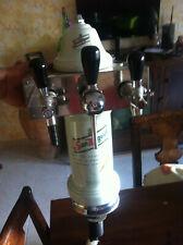 Spillatore Erogatore Birra Spina Pub + Raccogligocce con Rubinetto a Pressione