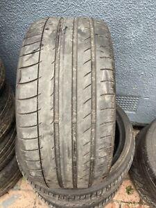 1x Tyre 285/35/21 105Y Run flat Dunlop Sport Maxx GT DSST With 4.5mm