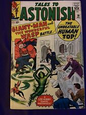 Tales to Astonish #50 Ant-Man FIRST HUMAN TOP(WHIRLWIND)