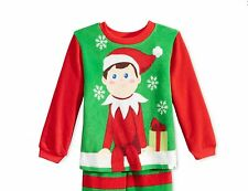 AME - Elf on the Shelf, Toddler 2T, 2-Piece Pajamas
