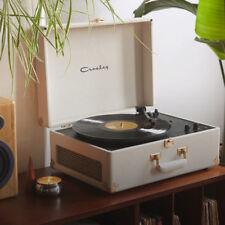 Crosley X UO AV Portable USB Vinyl Record Player CR6249U-UW1 - Cream - Rose Gold