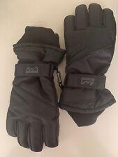 Ski Gloves Womens Black
