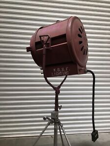 Warner Brothers Studio Mole Richardson Light 10k Type 416 10,000wat Fresnel Arri