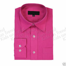 Polyester Casual Shirts (2-16 Years) for Boys