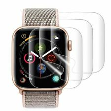 Tempered Glass For Iwatch 4 5 Screen Protector Protective Guard Smartwatch Clear