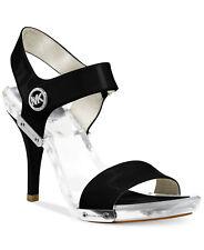MICHAEL Michael Kors Lani Platform Sandals in Black