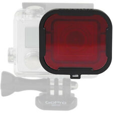 Red Diving Snap On Filter for GoPro HERO3+ GoPro HERO4