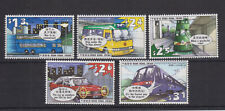 HONG KONG MNH STAMP SET 1999 PUBLIC TRANSPORT SG 956-960