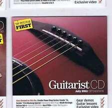 RANDY RHOADS Guitarist CD GIT343 2011