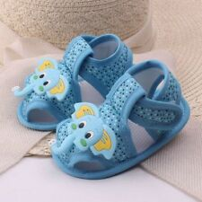 Infant Girls Elephant Pattern Toddler Sandals Soft Sole Shoes For Baby Boy